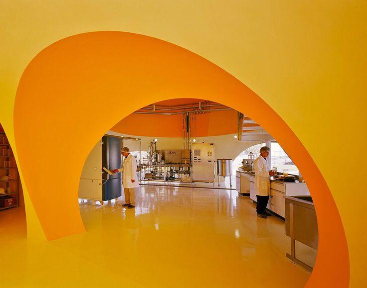 Galería de Nestle Querétaro / Rojkind Arquitectos - 3