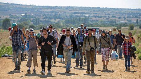¿Adiós a la zona Schengen?: El flujo migratorio amenaza las fronteras abiertas de Europa