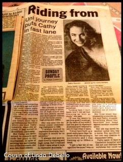 Cousin Cathy Reardon