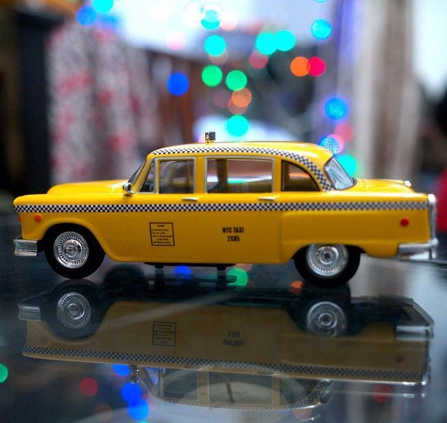 Phoebe Buffay's 1977 Checker Taxi