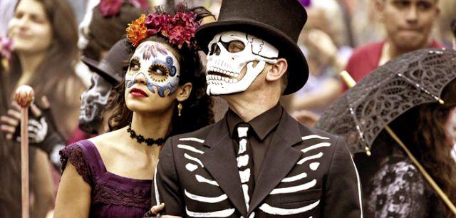 02 de novembro - Dia dos Mortos (Los Muertos)