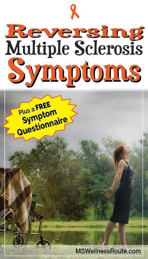 Reversing Ms Symptoms Healthy Living Tips Pinterest Multiple