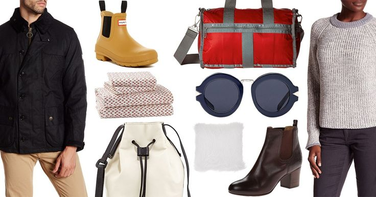 14 Things On Sale You'll Actually Want to Buy: From a Barbour Jacket to Hunter Boots - We dug through the deep, dark depths of the internet and found a 77 percent off toggle coat, some cheap, festive rain boots, and a cozy wool sweater for under $100.