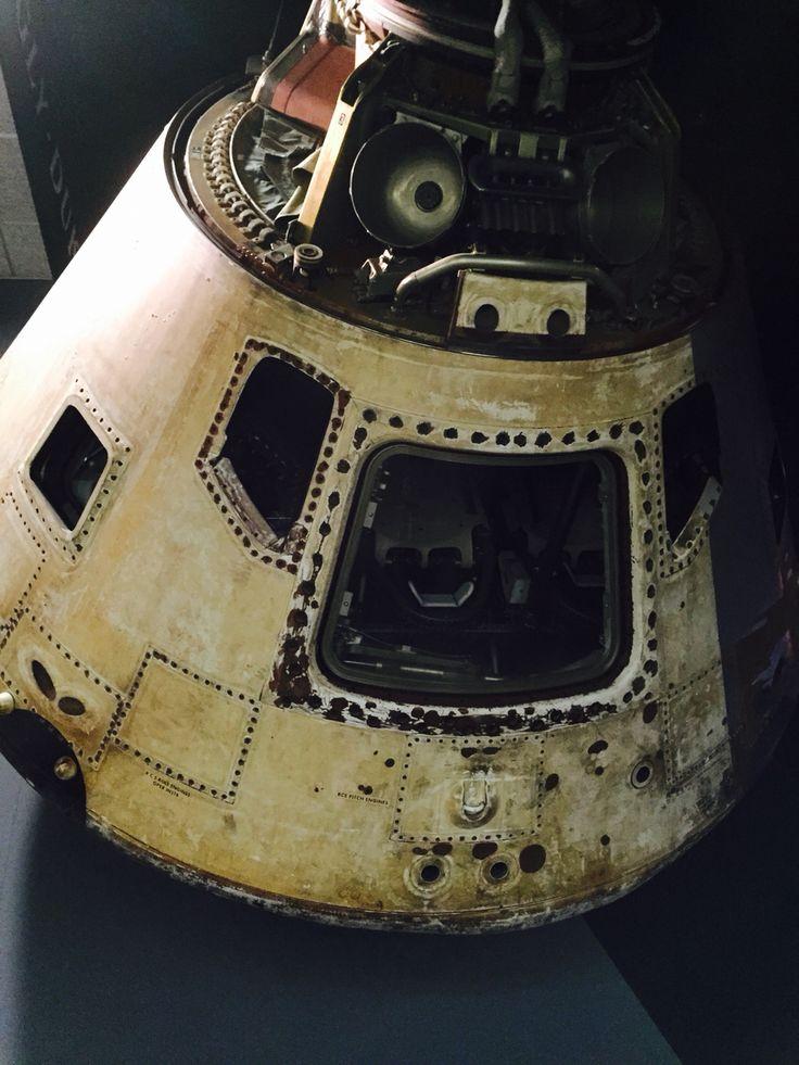 Apolo 13 de regreso a la tierra