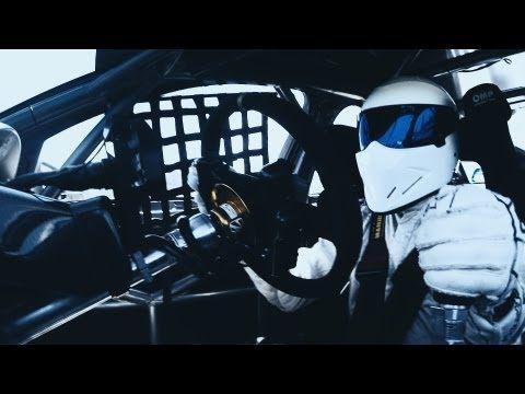 Some say he's The Stig. But he's not. He's The Stig's Digital Cousin... #TopGear #ForzaMotorsport5