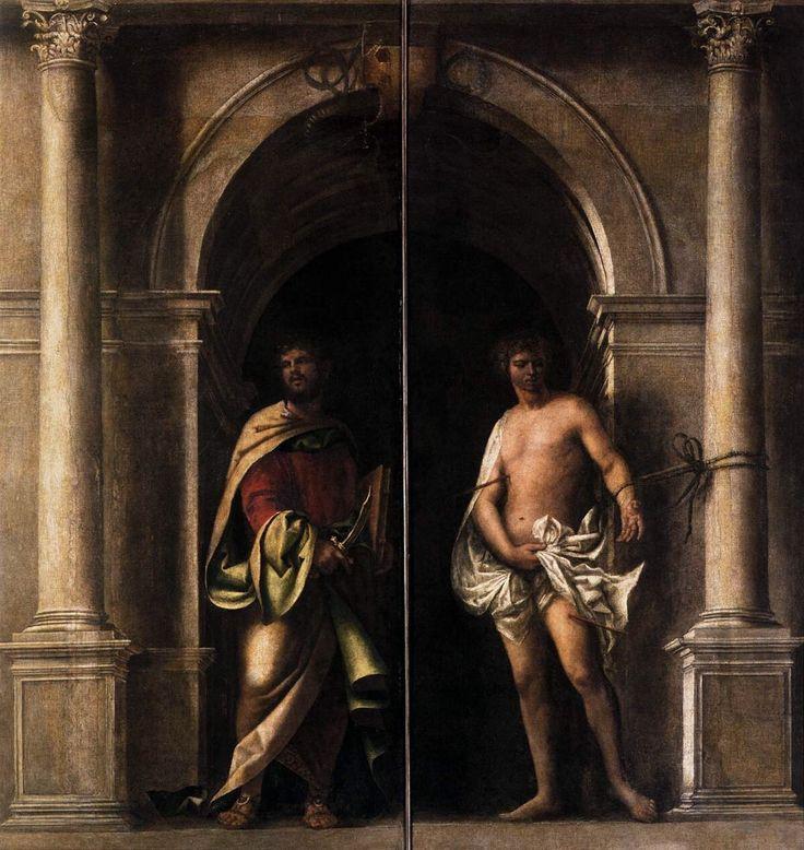 RT @quellodiarte: Il veneto #Sebastiano_del_Piombo allievo di #Giorgione giunge a Roma sotto #Michelangelo; influenzerà col https://t.co/LVX1wXhKDa