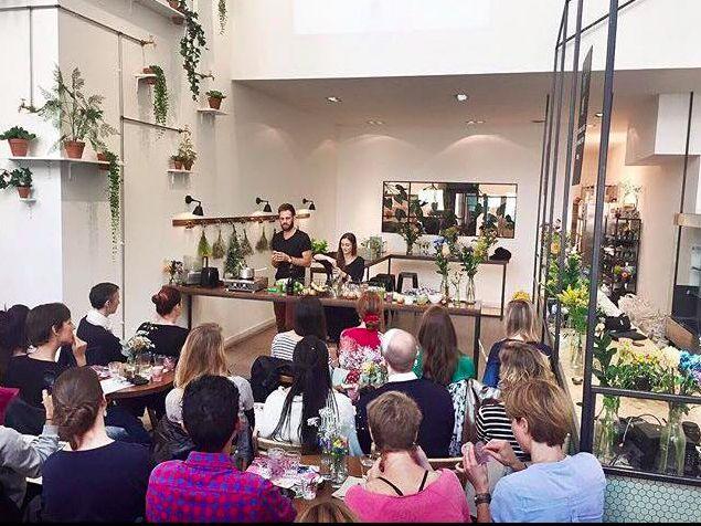 Green Kitchen Stories // Workshop