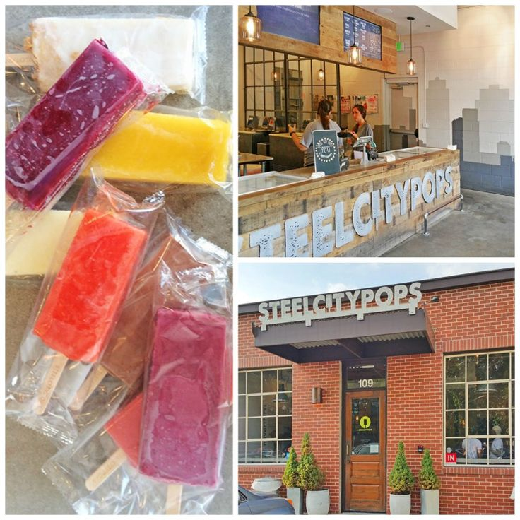 The Southern C(ity) Guide | Birmingham. Steel City Pops is Caroline Bramlett's favorite spot to grab an afternoon treat.