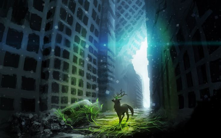 Pinturas del arte de la fantasía en silencio ciencia ficción arte digital con brocha de aire románticamente apocalíptica 1920 fondo de pantalla
