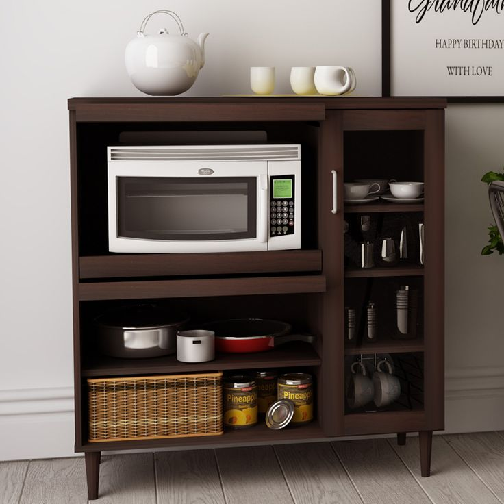 Sideboard cabinet lockers modern minimalist Ikea bar restaurant mini-bar cabinet storage cabinet Microwave shipping