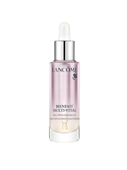 Best of Beauty 2015 Winner -- The best face oil facial moisturizer: Lancome Bienfait Multi-Vital Daily Replenishing Oil | allure.com