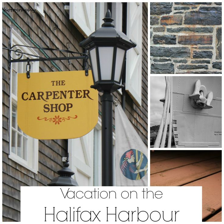 So many great restaurants and things to do along the Halifax Harbour! #vacation #NovaScotia #Halifax