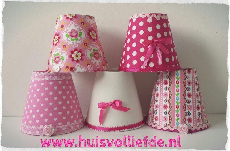 Schattige lampenkapjes voor je kroonluchter,wandlamp # www ...
