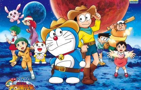 Wallpaper Of Doraemon And Nobita