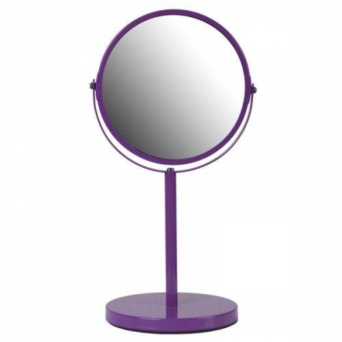 Espelho de Aumento Roxo