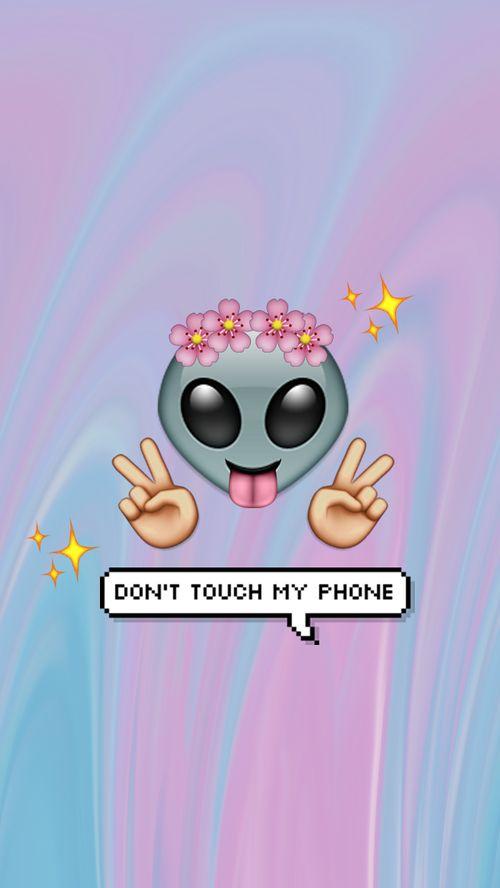 *:✧ Emoji Backgroud for iPhone 5/5s *:✧