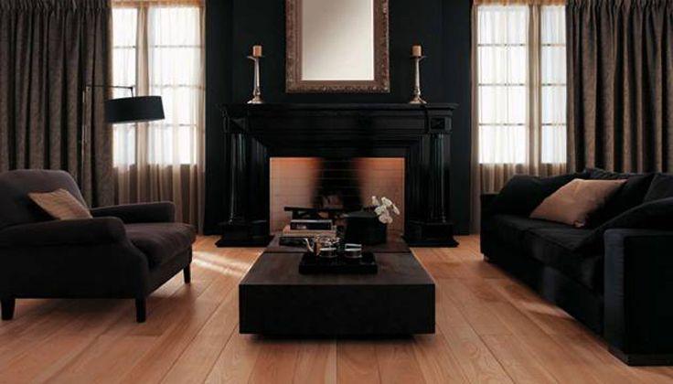 25 beste idee n over donkere gordijnen op pinterest for Bruin grijs interieur