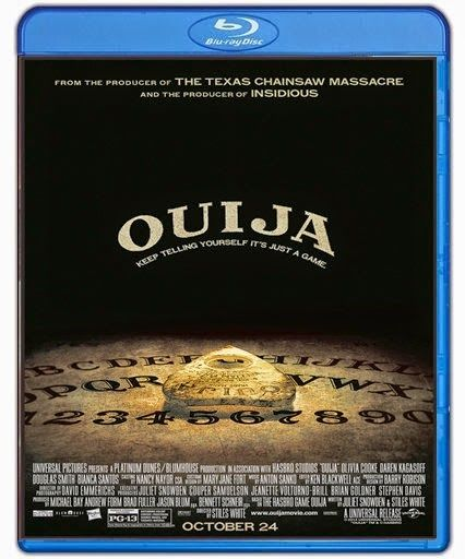Ouija 1080p Latino #Free #Movies #Downloads  Luego de que uno de sus compañeros sea violentamente asesinado por un malévolo ente oscuro, un grupo de compañeros decide jugar a la tabla ouija para intentar comunicarse con él desde el más allá.