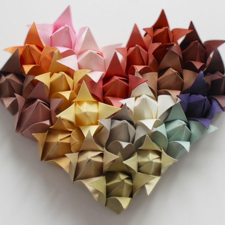 Origami Deko 56 besten deko wohnung bilder auf bastelarbeiten
