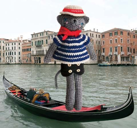 Coco Goes to Venice   crochet today