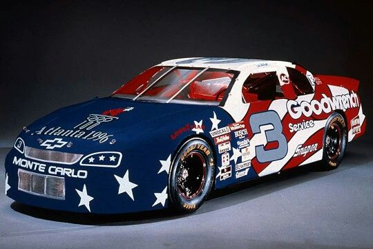 Dale Earnhardt: Father of the NASCAR All-Star Race special paint scheme