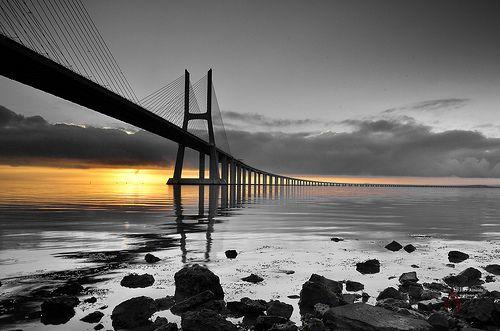 Ponte Vasco da Gama - Parque das Nações - Lisboa