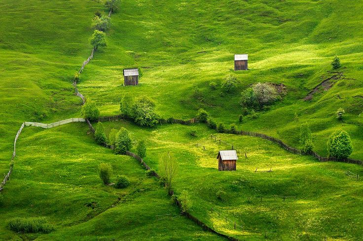 Bucovina region in summer. Photo Sorin Onisor