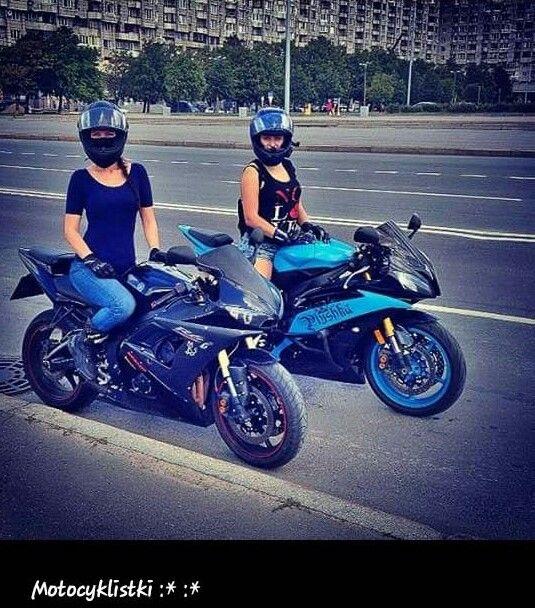 Motocyklistki ;D