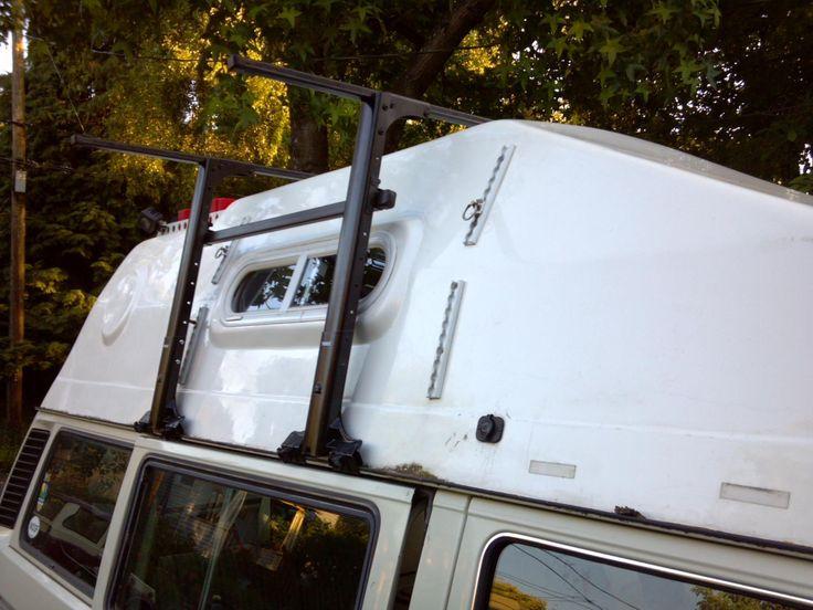 High Top Conversion Van Roof Rack Google Search Van