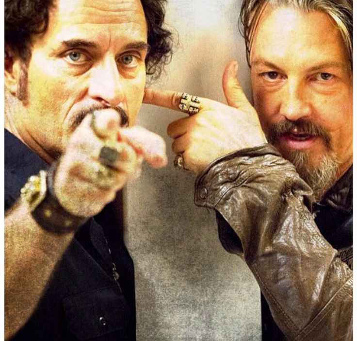Tig and Chibs