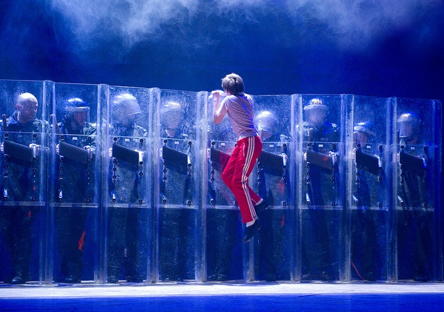 Josh Baker (Billy) by Alastair Muir (2011) by Billy Elliot Musical, via Flickr