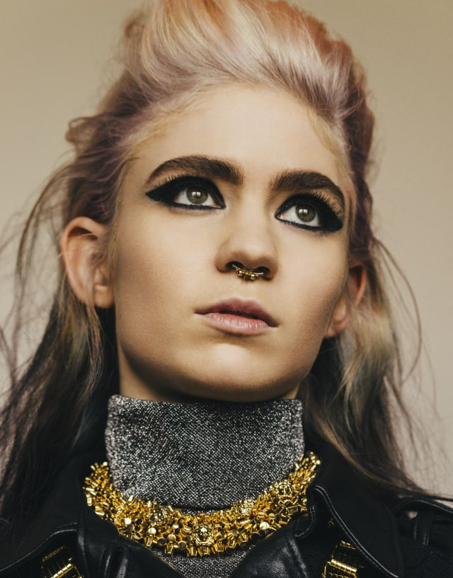 Grimes In Reality                                                                                                                                                     More