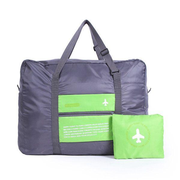 Nylon Folding Large Capacity Travel Bag Storage Bag