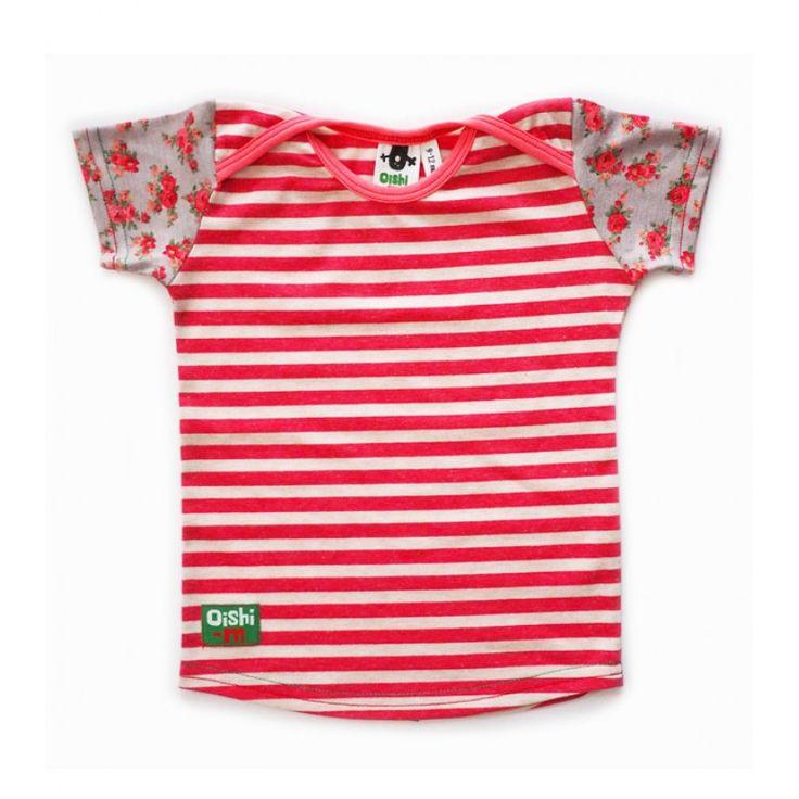 Brand new Oishi M online now. http://www.shophouse.com.au/kids-clothing-girls/clothing/new-in/coco-banana-shortsleeve-t-shirt
