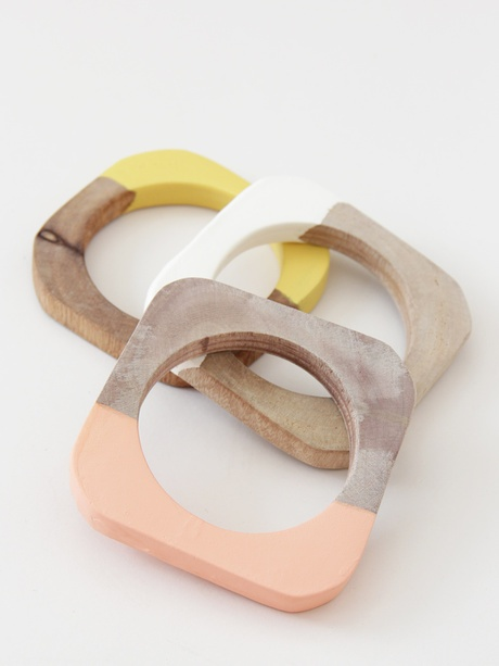 Cold Picnic Dipped Bangles....maybe thinner
