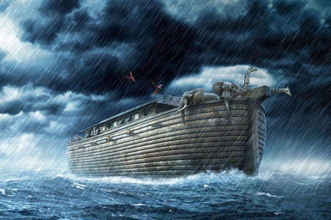 Россия создает второй Ноев ковчег » Мировое Политическое Шоу