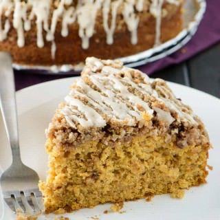 Sweet Potato Coffee Cake Recipe