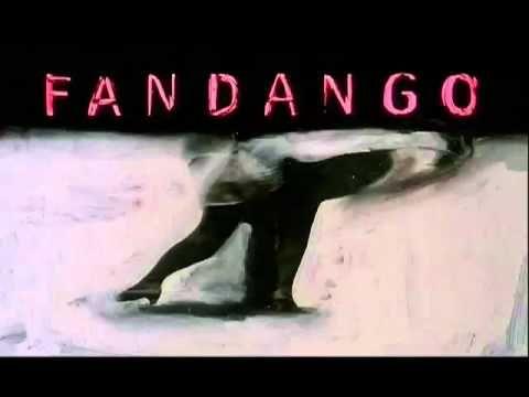Fandango's theme song, film production companies by Domenico Procacci, illustration by Gianluigi Toccafondo.