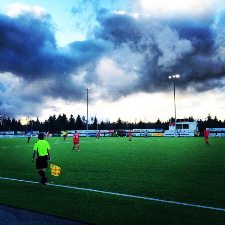 Fotball i Nordkisa