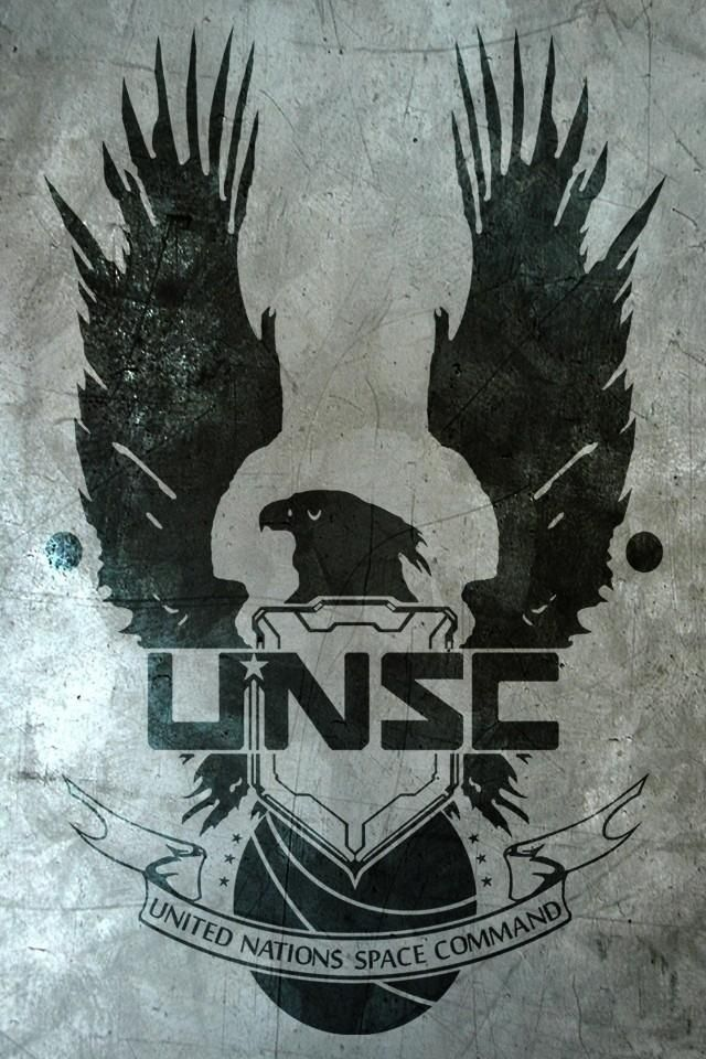 UNSC iPhone Wallpaper
