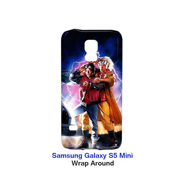 Back To The Future Samsung Galaxy S5 Mini Case