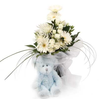 New Baby #Flowers and #Gift Ideas
