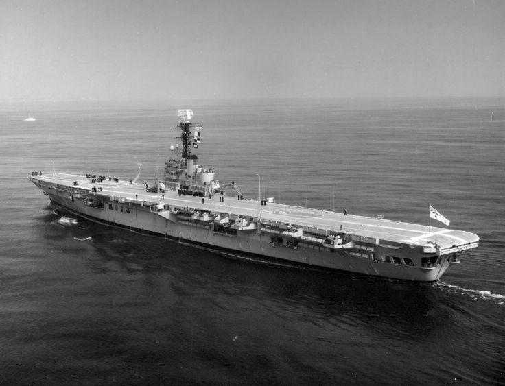 HMAS Melbourne 1967