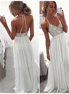 Длина до пола, отбортованная, без бретелек, вечернее летнее платье без спинки