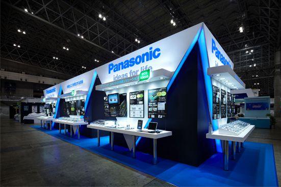CEATEC JAPAN 2010 パナソニック電工ブース