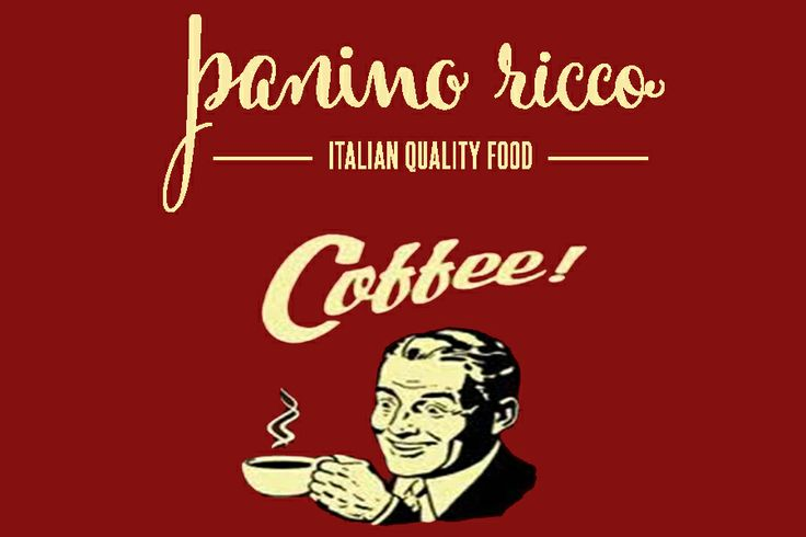 Il lunedì mattina è sempre un po' più difficile alzarsi.. Quanti caffè vi servono per ripartire? #goodmorning #mondaymorning #lunedi #PaninoRicco #Roma
