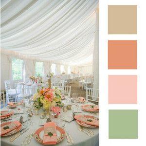 33 best Coral Mint Wedding Inspiration Board images on Pinterest