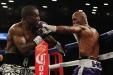 Bernard Hopkins struck another blow for the old guys. Reaching deep into his tattered, dusty bag of tricks, the 48-year-old Hopkins schooled another young champion in the art of boxing and scored a 12-round unanimous decision over Tavoris Cloud to win the IBF light-heavyweight title at the Barclays Center on Saturday night.