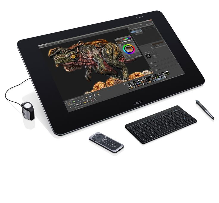 Wacom launches huge 27-inch Cintiq 27QHD, upgrades Cintiq Companion 2 - Digital Arts #FairfieldGrantsWishes