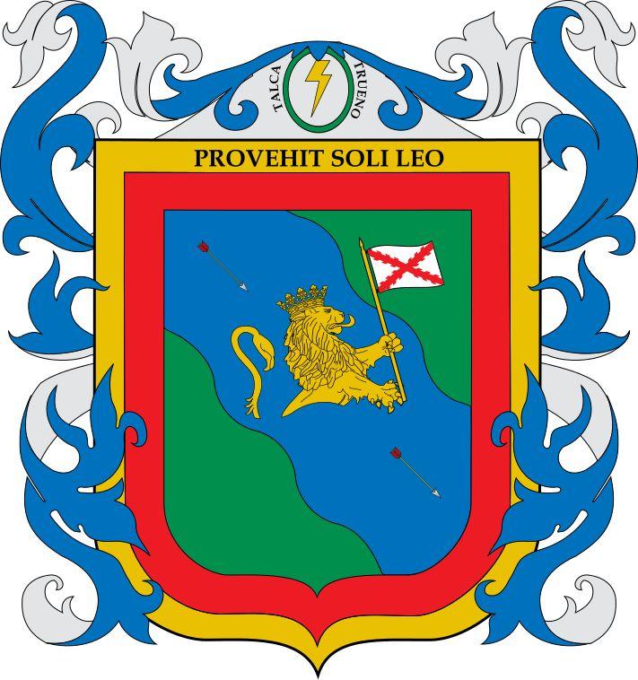 Talca, Capital de la Region No. 7: Maule, Chile #Talca #Maule (L2327)